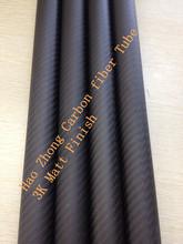 1pcs 22MM OD x 18MM ID x 500mm Length 100% full carbon+ FREE shipping carbon Fiber tubes /booms 22*18 Matt Finish