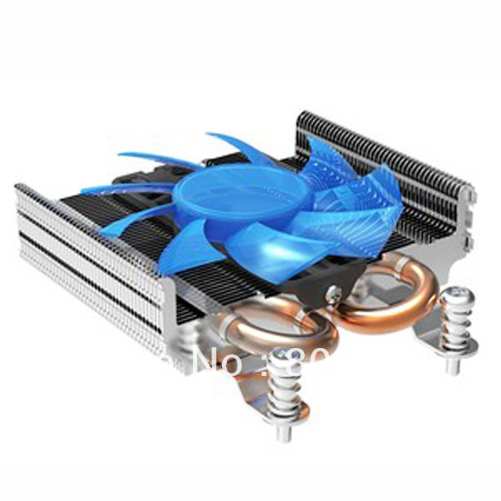 Blade S85-A slim htpc dedicated fan heat pipe line under Buffalo 4 CPU Cooler<br><br>Aliexpress