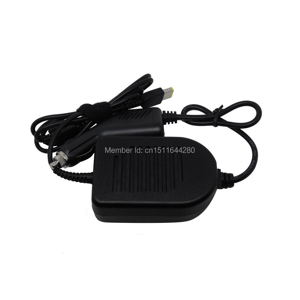 New 65W Laptop Power Adapter Car Charger For IBM Lenovo IdeaPad Yoga 11 13 11S Thinkpad X1 Helix/Carbon S3 S5 E431 3.25A USB(China (Mainland))