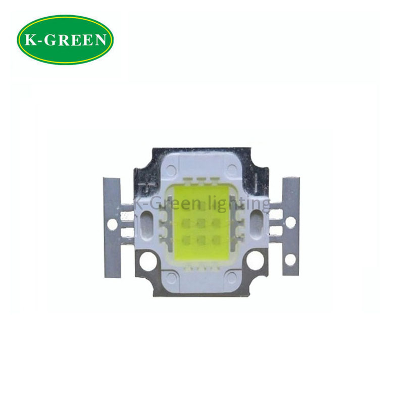 50X High rendering index CRI>90 10W integrated white color led cob light source free shipping(China (Mainland))