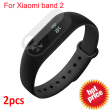 Buy Stock! Protector Film Ultrathin Anti-explosion Screen Protector Film Xiaomi Mi Band 2 Smart Wristband Bracelet Fast Ship for $1.39 in AliExpress store