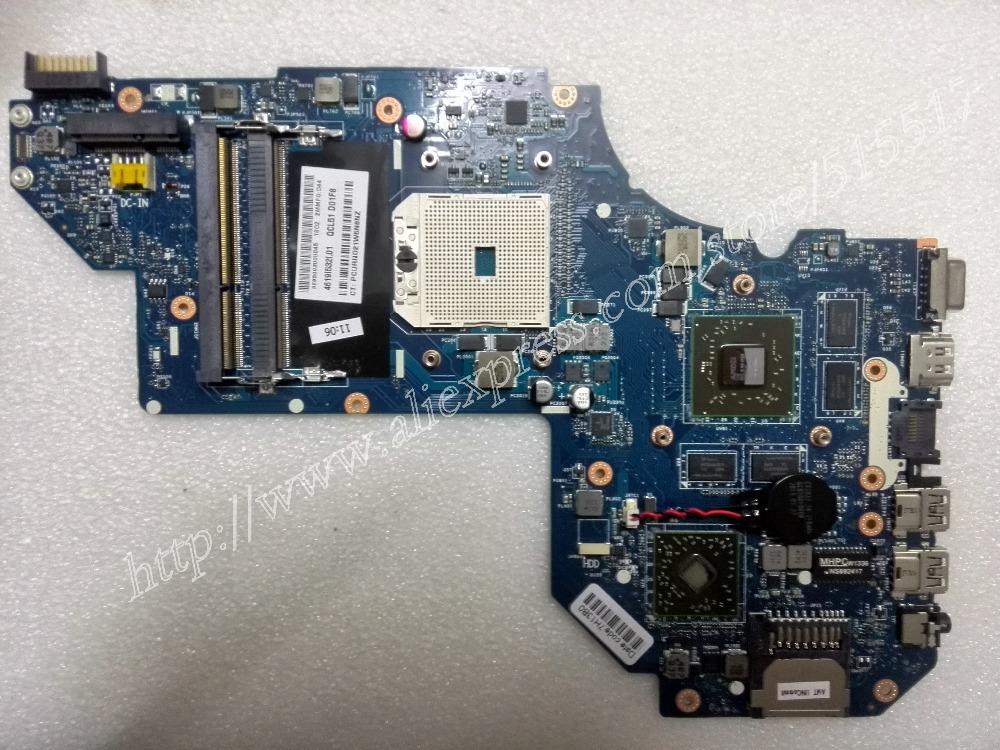 For AMD Discrete Graphics LA-8712P REV:1.0 mainboard, For HP Pavilion M6 M6-1000 Motherboard 687229-001<br><br>Aliexpress