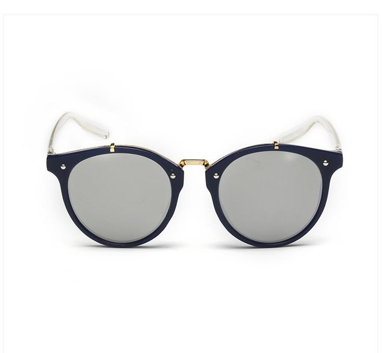 2016 Classic Brand Designer Sunglasses Women Men Retro Round Sun Glasses Woman shades Mirror Eyewear Lady Male Female Sunglass (41)