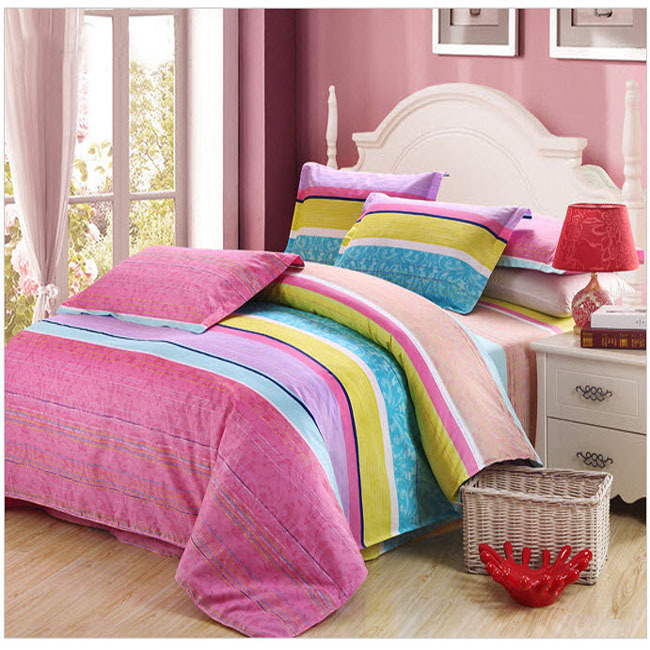 Super King Size Bedding Pink
