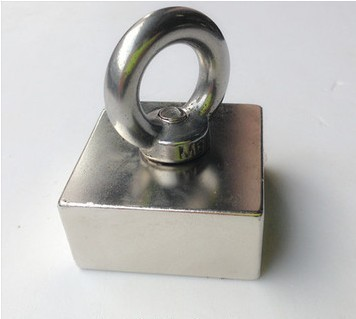 50*50*25 1pc block hole magnet 50 x 50 x 25 mm powerful craft neodymium magnets rare earth permanent strong n50 n52<br><br>Aliexpress
