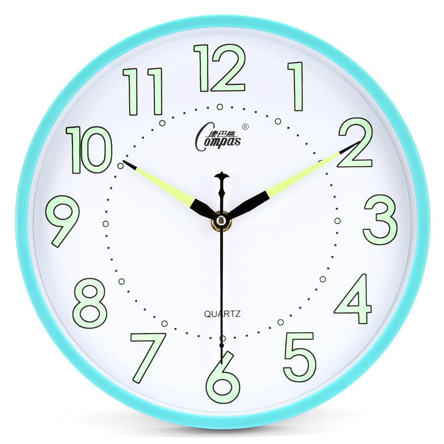 2016 new large wall clock modern design silent living room wall decor clock fashion silent wall clock home decoration relojes(China (Mainland))