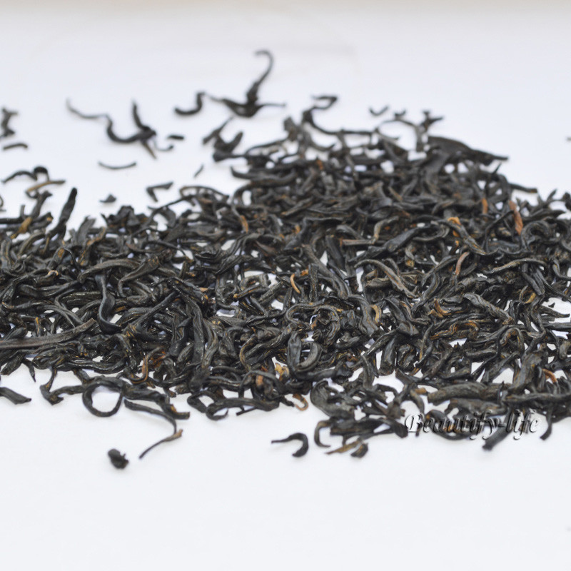100g Smoke Lapsang Souchong Famous Hign mountain Wuyi Black Tea Super Qulaity 100 natural Promotion good