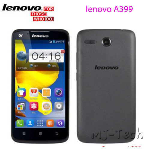 Мобильный телефон Lenovo A399 5.0 MTK6582 1,3 Android 4.4 Bluetooth WiFi 3 g WCDMA SIM мобильный телефон moblie lenovo a338t 4 5 4 4 mtk6582 1 3 quad 512 4 wifi sim
