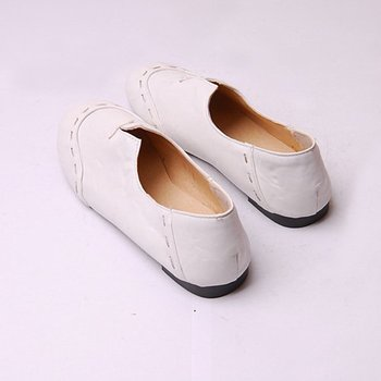 Flats,Wholesale Shoes,Low-heeled  shoes ,Summer Sweet flats ,Pointed Toe ,Beautiful and Sexy, White Chocolate new shop 50% off
