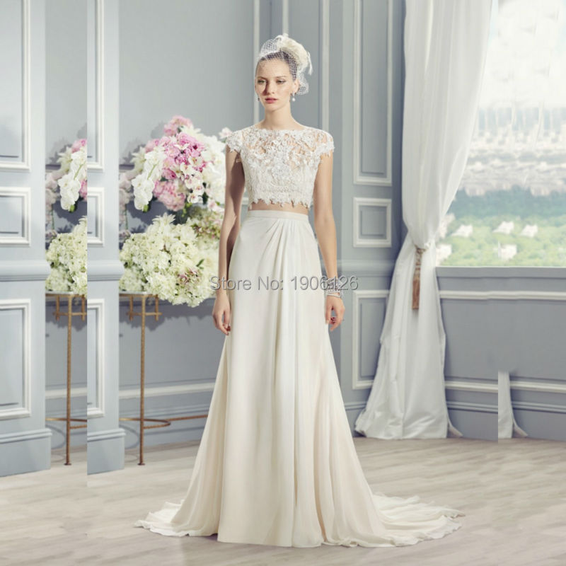 Off White Wedding Gowns Promotion-Shop for Promotional Off White ...
