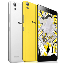 "4G Original Lenovo Lemon K3 Note K50-T5 Octa Core 5.5"" IPS Android 5.0 Smart Phone MT6752 RAM 2GB RAM 16GB FDD-LTE OTG Dual SIM"