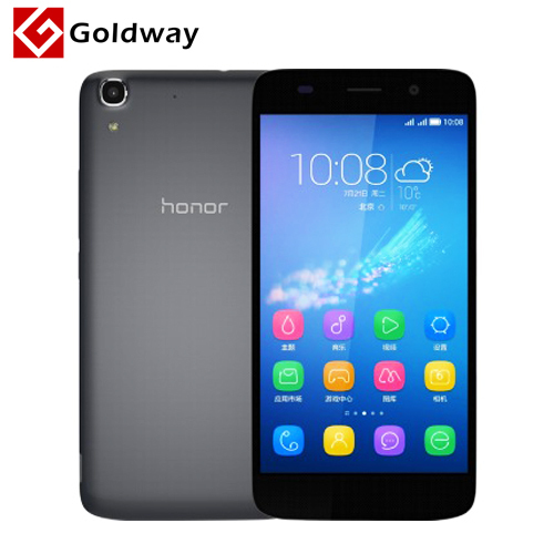 Original Huawei Honor 4A Play Mobile Phone 4G LTE MSM8909 Quad Core Android 5.1 2GB 8GB 5'' IPS 1280x720 2MP 8MP Dual SIM(Hong Kong)