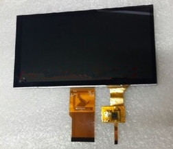 TIANMA 6.8 inch TFT LCD Screen with Touch Panel TM068RDS02 WVGA 800(RGB)*480 Car Display Panel(China (Mainland))