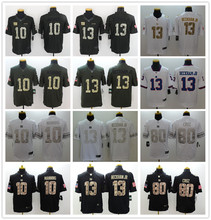 100% Stitiched new york giants Eli Manning Odell Beckham Jr Phil Simms Taylor Victor Cruz white Black Green Salute,camouflage(China (Mainland))