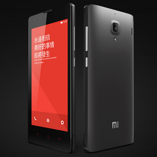"Original xiaomi redmi red rice hongmi 1S 4.7"" IPS screen Snapdragon Quad Core 1GB RAM 8GB ROM 3G WCDMA Android mobile cell Phone(China (Mainland))"