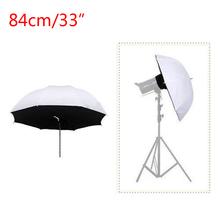 High Quality 33″ 84cm Photo Studio Direct Umbrella Softbox For Speedlight Flash Hot Selling