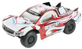 Factory Price! Team Durango DESC210R 2WD 1/10 Short Course Truck Kit TDRTD102009(China (Mainland))