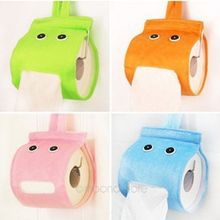 New Creative Design Tissue Box Cute Lovely Roll Tissue Paper Case Holder for Home Usage Accessories Free Shipping(China (Mainland))
