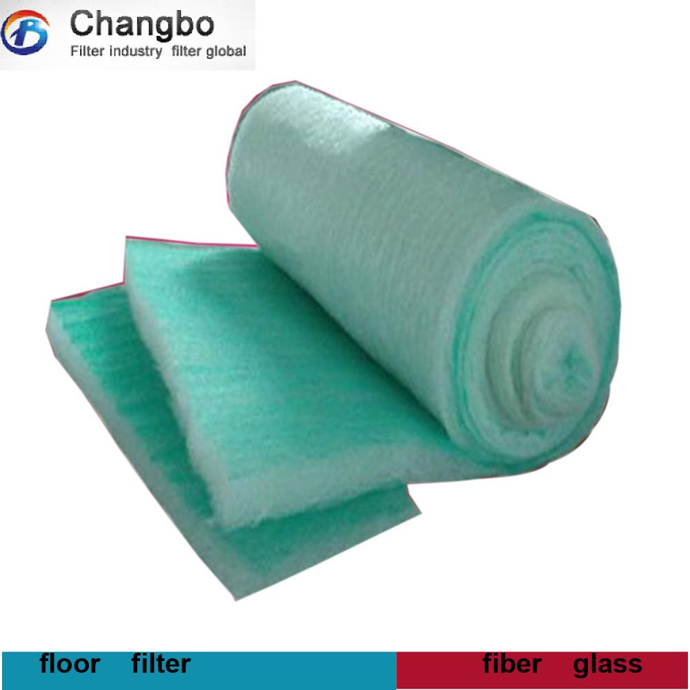 60mm thickness of fiber glass filter for spritzkabine(China (Mainland))
