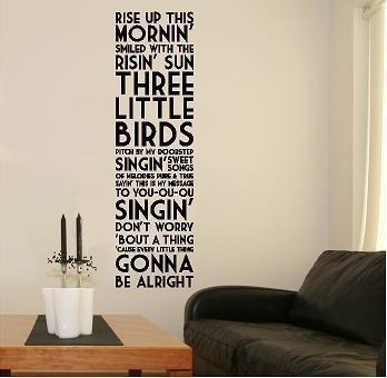 Rise up autocollants muraux citations de d coration wall - Letras home decoracion ...