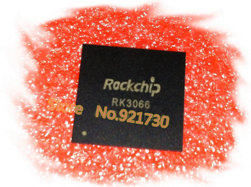 Free shipping 5PCS Master chip RK3066 CPU Tablet PC in stock(China (Mainland))