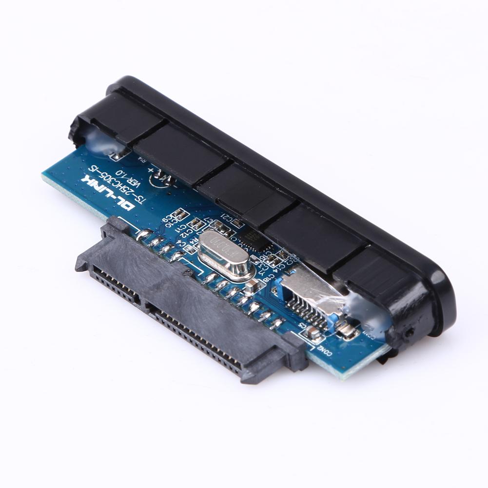 Aluminum HDD Enclosure USB 3.0 2.5″ SATA Hard Drive External Hard Disk Case Enclosure for Windows2000/ME/XP/WIN7/Vista/Mac