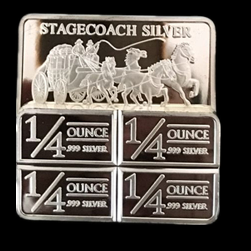 Online Buy Wholesale Stagecoach Silver Bar From China