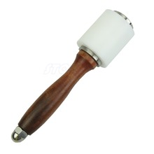 1PC Strengthen PE Material Leather Cutting Tool Hammer Leather Craft Tool Hammer