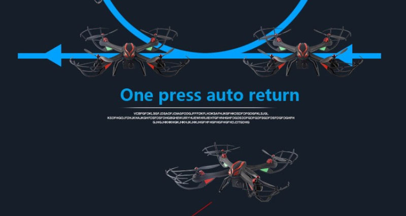 Professional 1327 rc drone with HD camera 2.4G 4CH WIFI FPV Real Time transmission RC helicopter quadcopter vsTarantula X6 U842