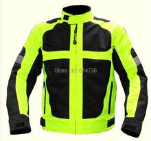 2015 neue Ankunft Frühjahr Atmungsaktiv Motorrad Jacken Reflektierende oxford Motocross kleidung Motorrad Sommer mesh reiten jacke(China (Mainland))