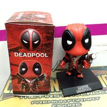 hot toys Deadpool Q version hand to do boxed toy for children action figure X- Men's funko pop pokemon anime LPS toys