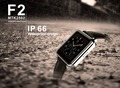 F2 smart watch Than GT08 DM09 for Iphone Android phone IP67 waterproof smartwatch with heart rate