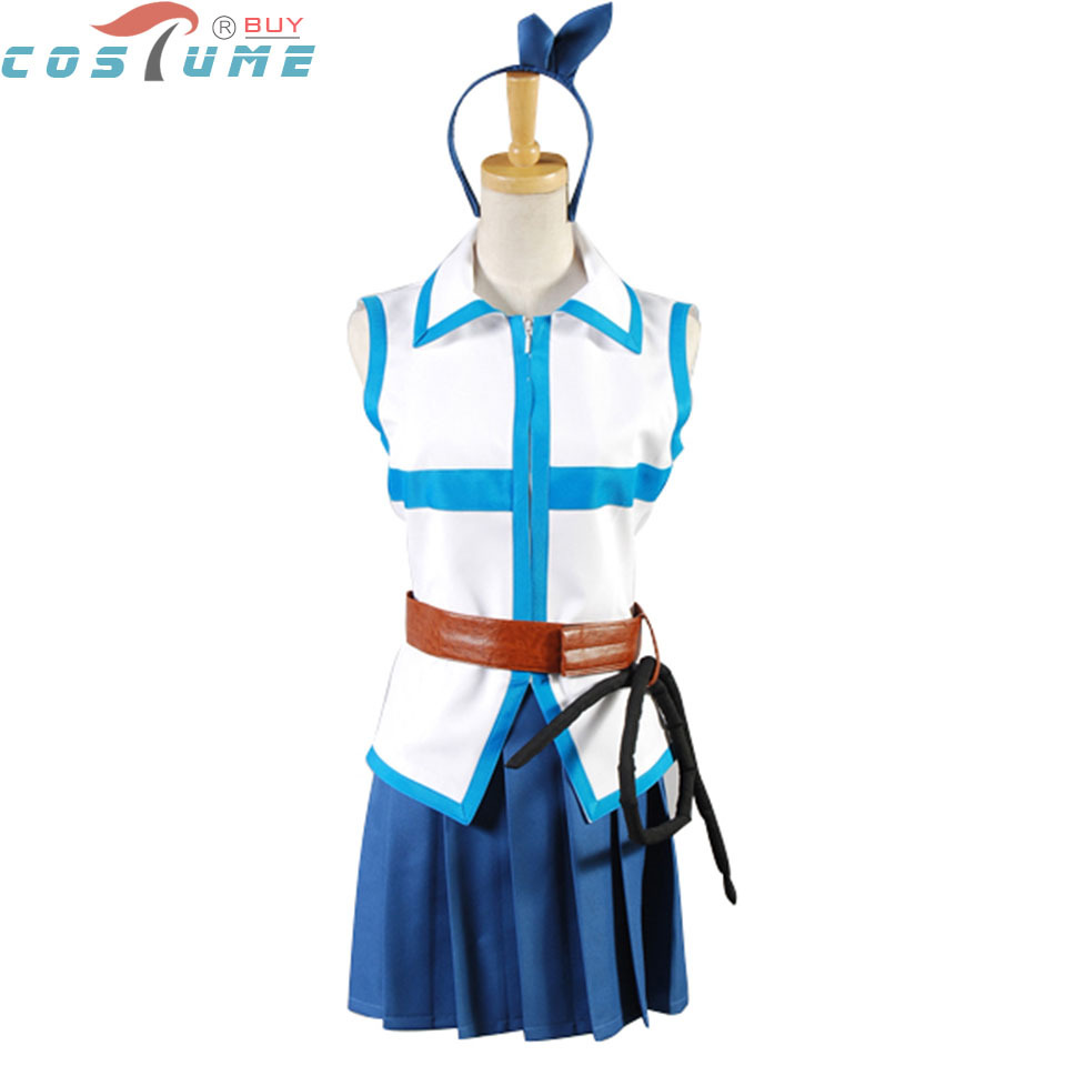 Fairy Tail Lucy Heartfilia Cosplay Costume Custom MadeОдежда и ак�е��уары<br><br><br>Aliexpress