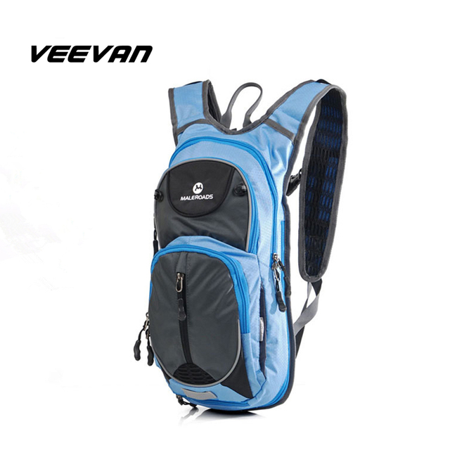 VEEVAN men's travel bags waterproof outdoor Cycling backpack bike bag men's backpacks bicycle sports bag backpacks hiking bag