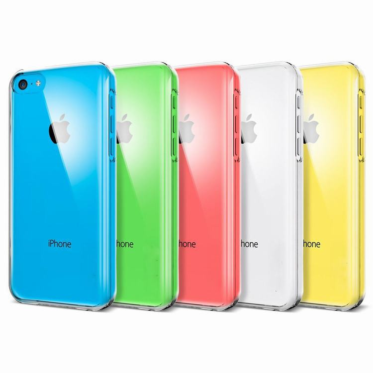 1Pcs Fashion Luxury Clear Transparent Cystal Soft Protective Case for by Apple ipone iPhone caso para 5C 5 C Cover for iphone 5C(China (Mainland))