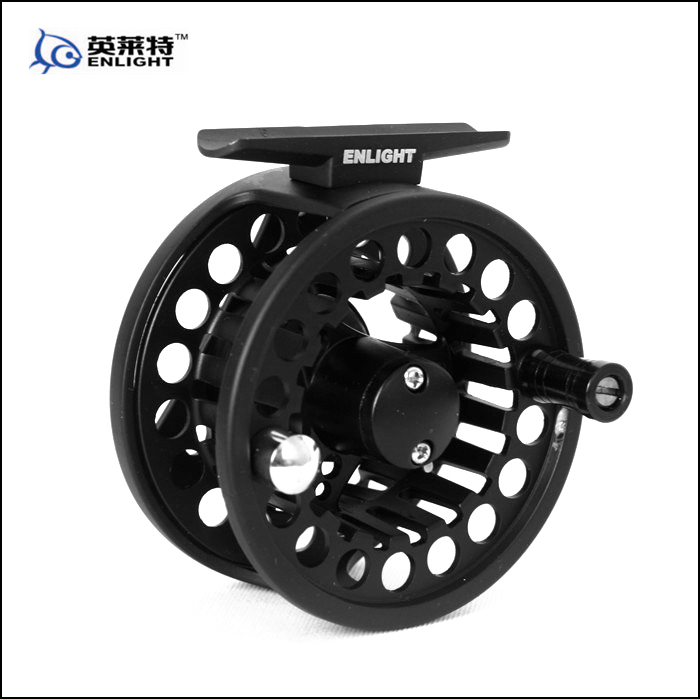 Lh85 full metal fly fishing reel 5/6 good quality for fly fishing smooth feeling(China (Mainland))