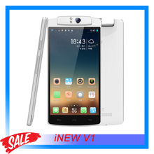 "Original iNew V8 5.5"" 3G Android 4.4 Smartphone MTK6591T Six Core 1.5GHz RAM 2GB+ROM 16GB Dual SIM WCDMA & GSM Network"