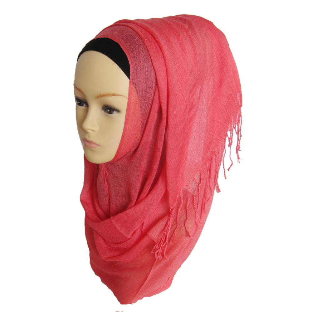 One Piece Special Light Weight Plain Viscose Scarves 2016 Women Hijab Scarf Voile Soft Shawl Wrap Hijabs170*60cm Free Shipping(China (Mainland))