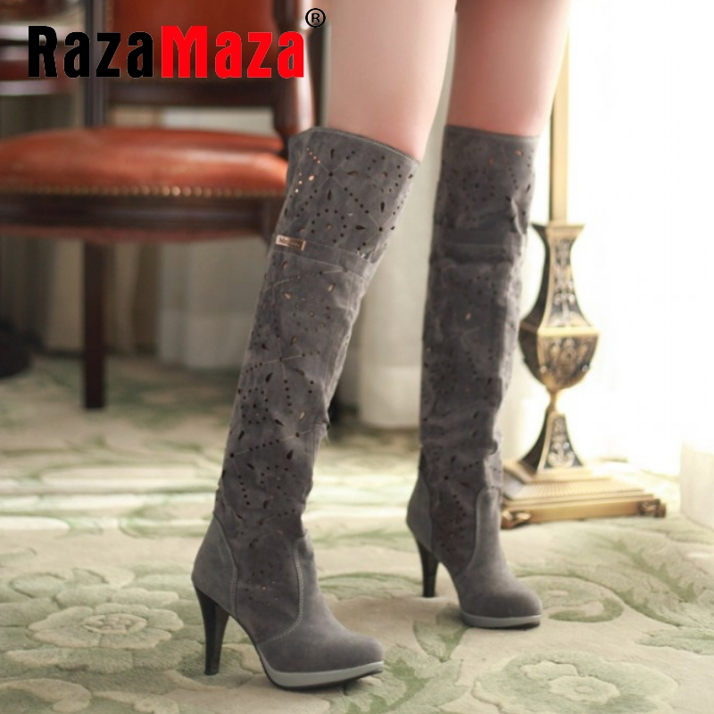 women high heel over knee boots riding winter warm snow botas vintage fashion militares boot footwear shoes P20039 size 34-39<br><br>Aliexpress