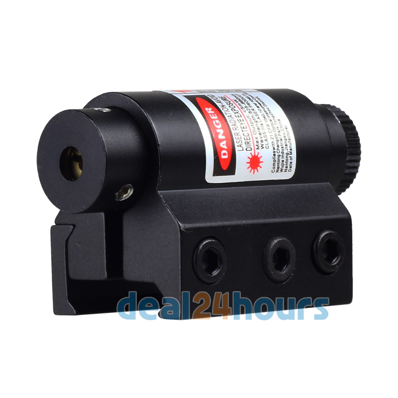 Tactical Red Laser Sight For Rifle Scope Airsoft 20mm Weaver Picatinny Mount New Free Shipping<br><br>Aliexpress