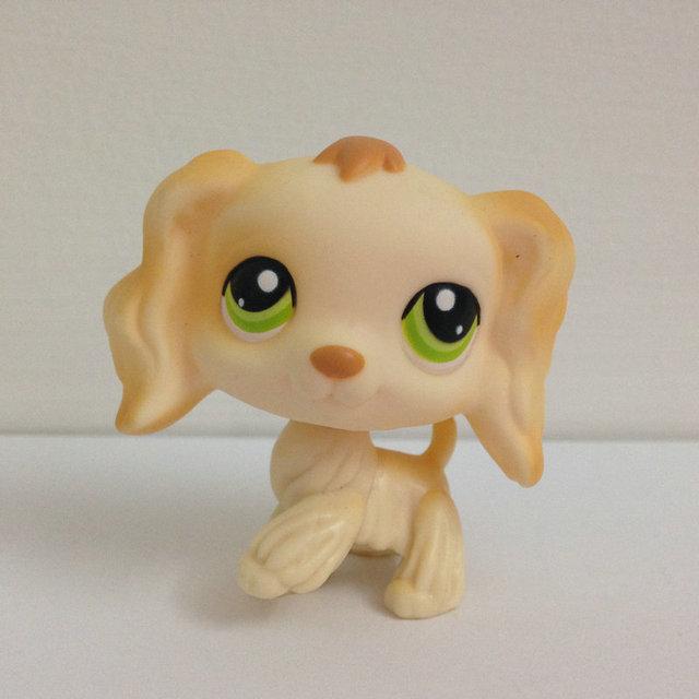 LPS LITTLEST PET Животных Коллекция Рисунок Для Девочки Спаниель Собака DWD211