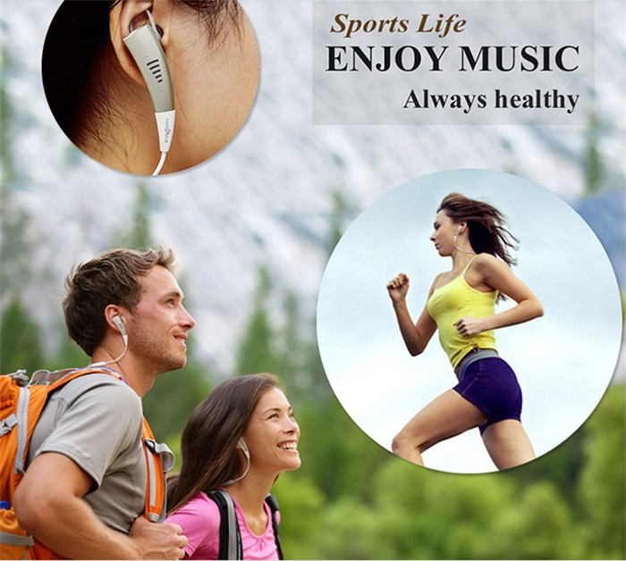 Sport Bluetooth Headset TS750 Stereo Wireless Headphones Bluetooth Wireless Headset Stereo Headphone Earphone Sport Handfree