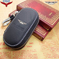 New Arrival Men s Genuine Leather Bag Car Key Case Cover Wallets Fashion Women Housekeeper Holders