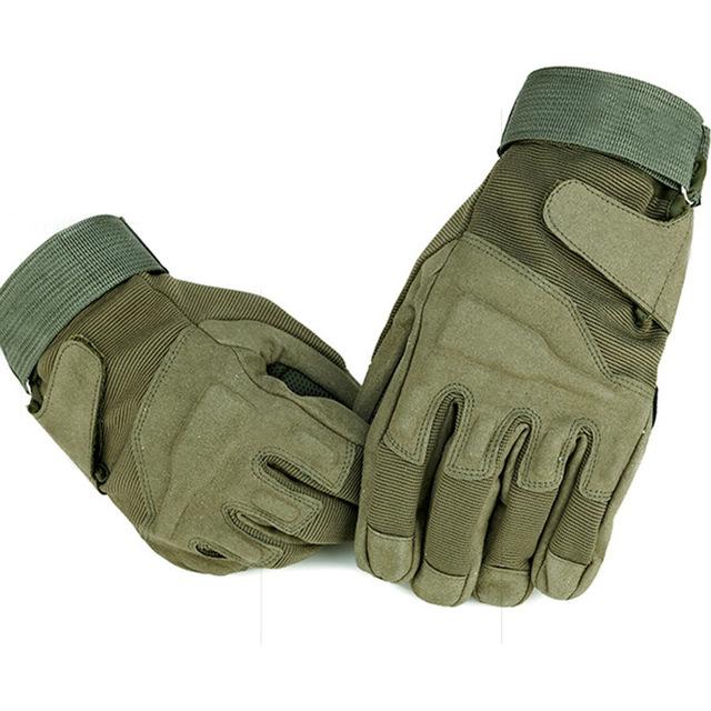 2014 новый классный дизайн Blackhawk тактические восхождение полный перчатки пальцев ...