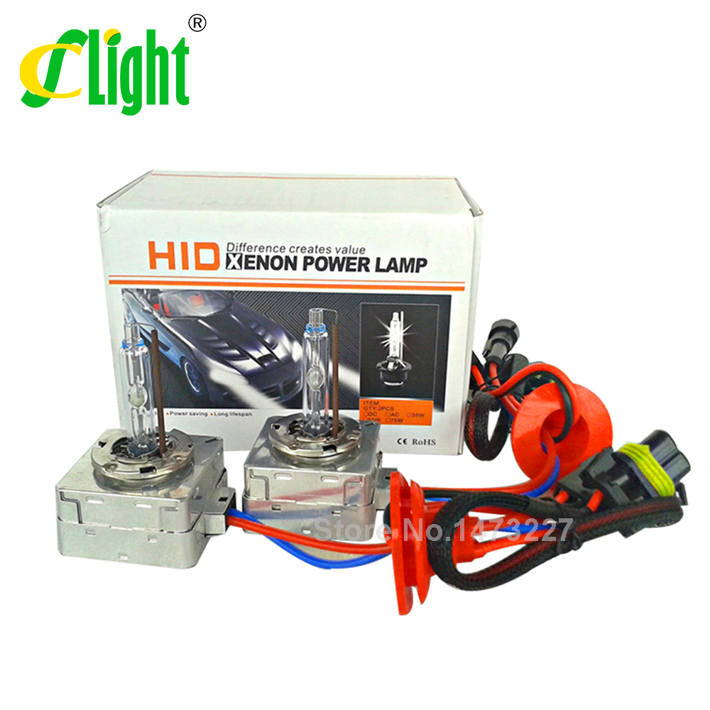 D5S hid xenon bulb globe bulb 5500K replace VW New Tiguan New Superb KIA K3 Buick XT Excelles car special hid for auto headlight(China (Mainland))
