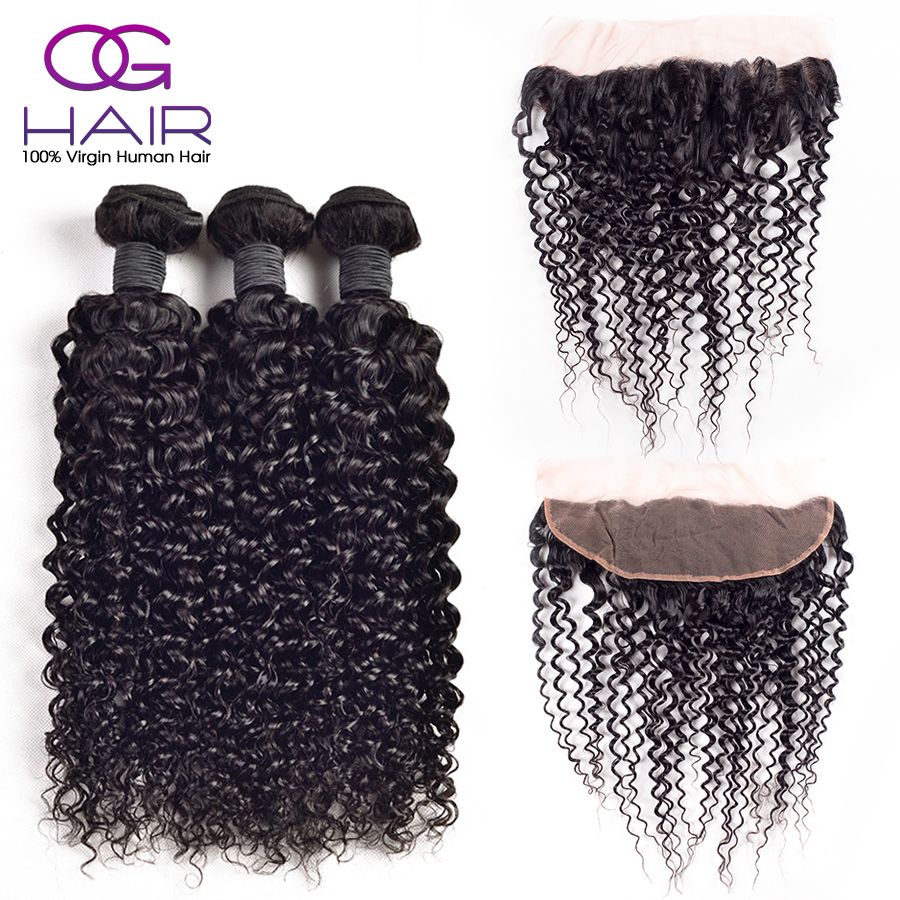 Malaysian Virgin Hair Water Wave Lace Frontal with Bundles Malaysian Curly Hair 13x4 Lace Frontal Closure 3 Bundles with Closure<br><br>Aliexpress