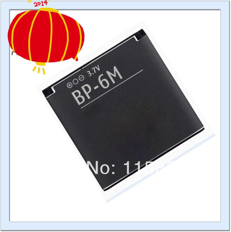10pcs/lot Replacement Mobile Phone Battery BP-6M BP 6M replacement mobile battery for 6280 6288 9300 9300i N73 N77 N93 N93S(China (Mainland))