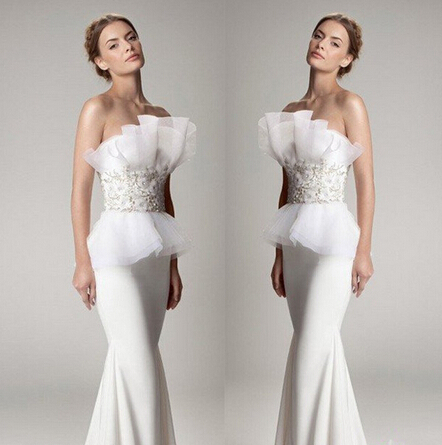 Vestido де Noiva 2016 специальный империи Shealth бисероплетение свадебные платья свадебные платья Vestido де Noiva свадебное платье