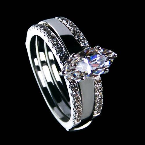 Nscd Diamond Ring