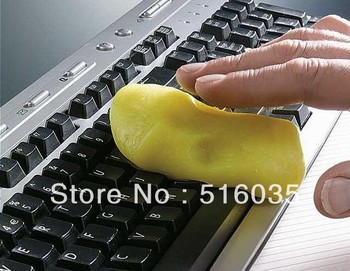 Free Shipping Magic Cleaning Gel High-Tech Compound For Keyboard Computer PC Dust Crumbs